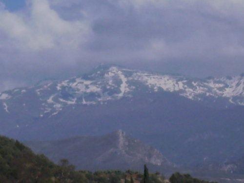Sierra Nevada - Pico del Veleta 3396m